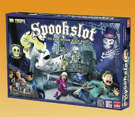 goliaths  creepy spookslot halloween monster scary