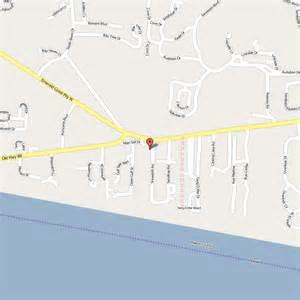 Map of Condos Destin Florida Hotels