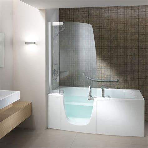 image result  walk  tubs shower combo bathtub