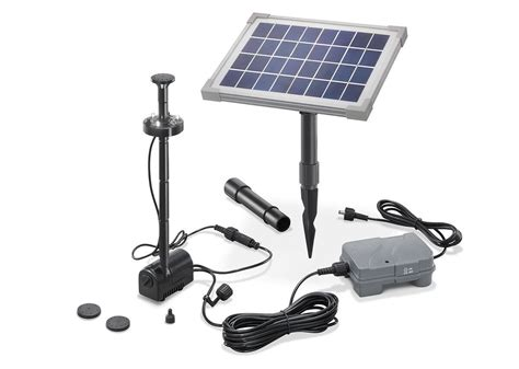 solar teichpumpe mit akku solar teichpumpe 5w mit akku und led gartenteich