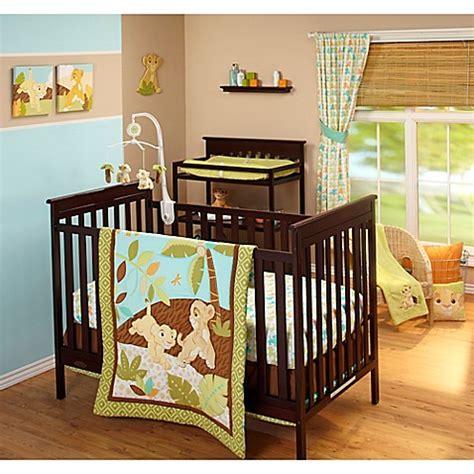 Disney® Lion King Born Cuddly Crib Bedding Collection