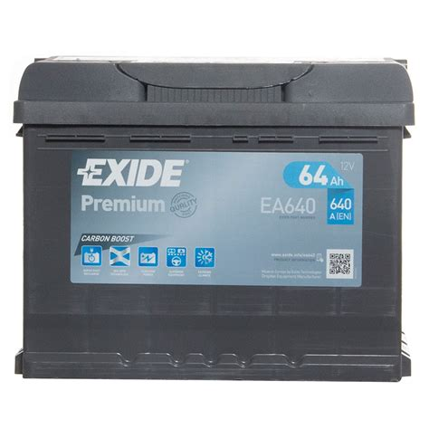 Exide Premium Car Battery Type 027 With 4 Year Warranty