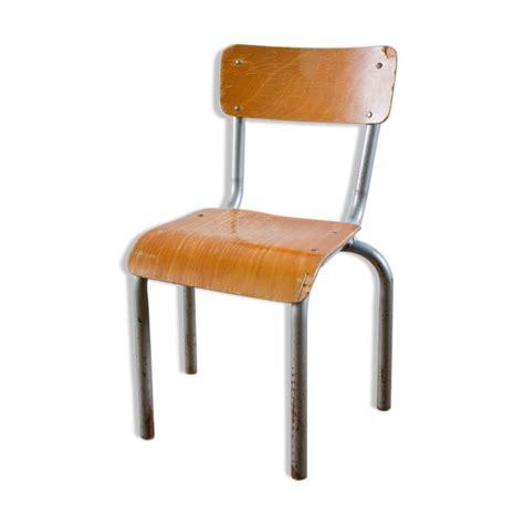chaise d 39 écolier pour enfant de type mullca mes petites