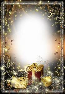Christmas-Photo-Frame-Twinkling-Stars.png (889×1280 ...
