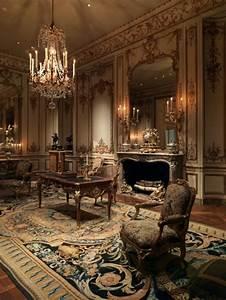 Deco Baroque Moderne : la chambre style baroque nos propositions en photos ~ Teatrodelosmanantiales.com Idées de Décoration