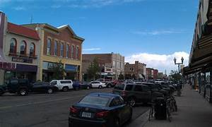 Summer day in downtown Laramie, WY | Cowboy Culture ...
