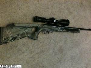 ARMSLIST - For Sale: --- RUGER 10/22 CUSTOM THUMB HOLE ...