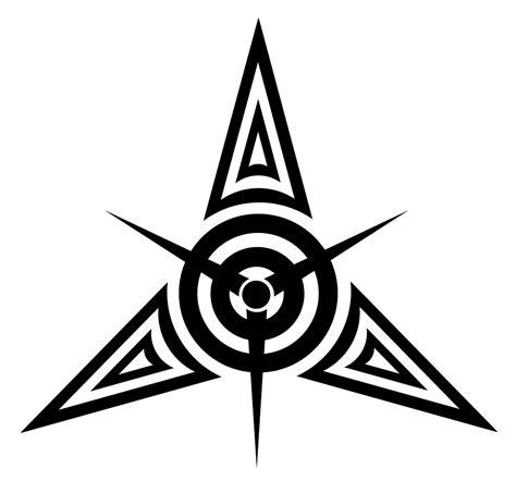 onlinelabels clip art tribal star tattoo