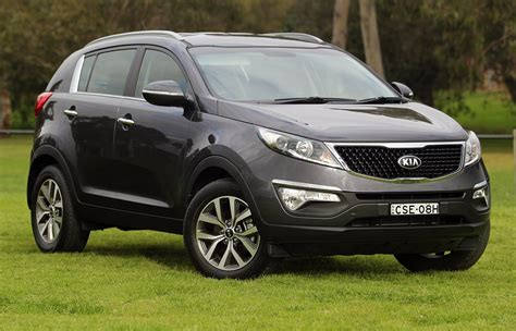 Review Kia Sportage by 2014 Kia Sportage Review Si Premium