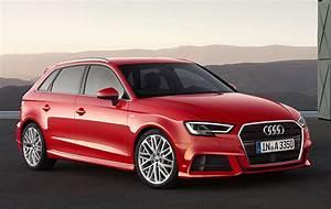 Audi A3 Berline 2017 : 2018 audi a3 newcartestdrive ~ Medecine-chirurgie-esthetiques.com Avis de Voitures
