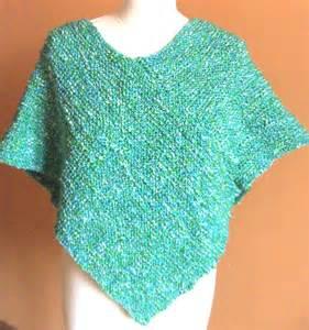 comment faire un pouf en tricot comment faire un poncho en
