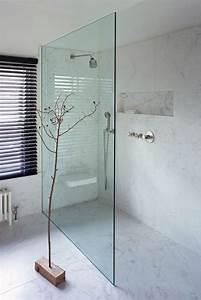 Piatti doccia a filo pavimento per bagni open space Blog