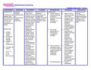 Nanda Nursing Diagnosis Care Plans