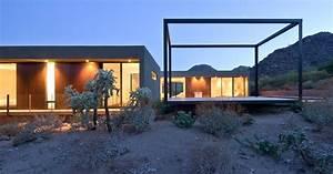 Inspired Desert Landscaping look Phoenix Modern Exterior