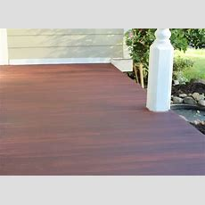 Removing Paint  Staining  How Do I Refinish My Deck Or