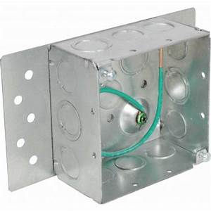 4sdb-bp - 4 U201d  4s  Boxes - Electrical Junction Boxes