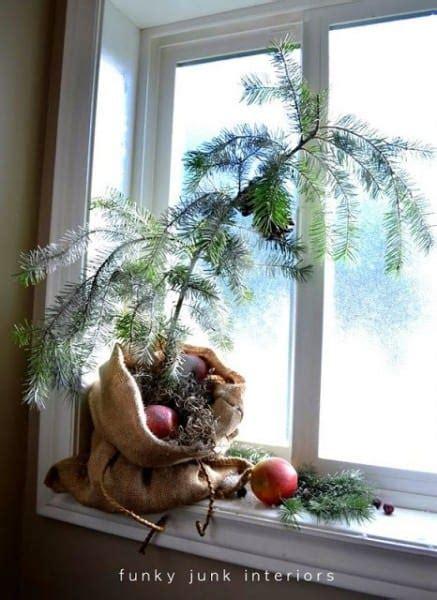 remodelaholic  natural holiday decor ideas