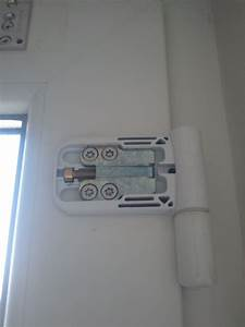 Rglage Porte PVC