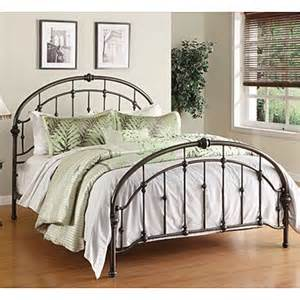 romance metal queen bed far away dreams home life