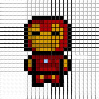 Dessin Sur Feuille A Petit Carreau #15  1000 Images About Minecraft Blueprints Amp Pixel Art On