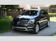 2013 MercedesBenz ML550 4Matic Review Car Reviews