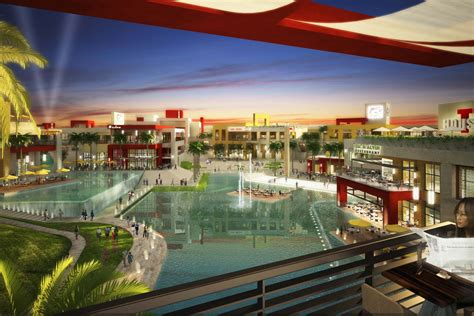designs cairo festival city mall project awarded