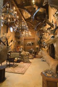 Hunting Trophy Room Ideas
