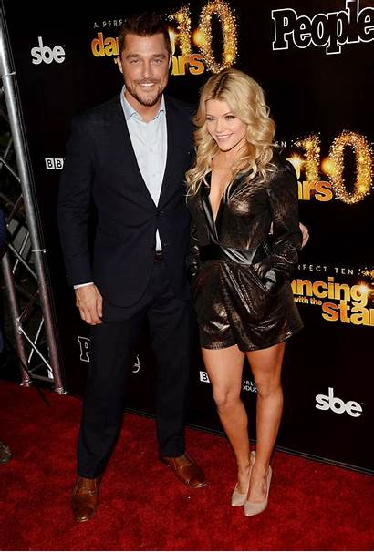 Witney Carson Dancing Stars 10th Anniversary Hollywood