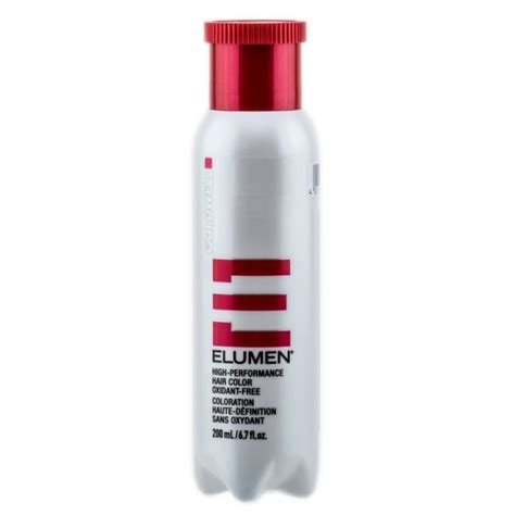 goldwell color goldwell elumen hair color in stock the colors