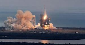 SpaceX Launches Falcon 9 Rocket from Historic NASA Launch Pad