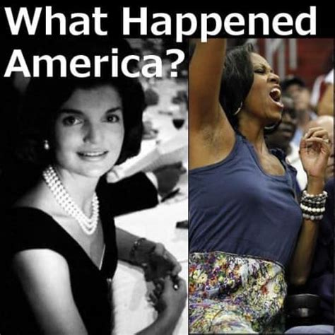 Michelle Obama Meme - michelle obama jackie kennedy meme generates controversy the hollywood gossip