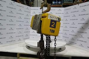 Manual Chain Hoist - 2 Ton
