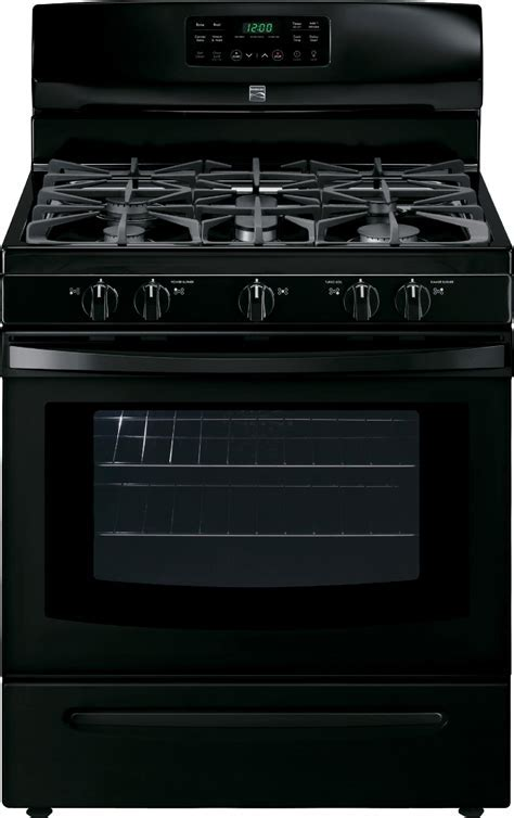 Kenmore 5.0 cu ft. Freestanding Gas Range: A Culinary