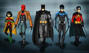 Top Photo Of Wallpaper Batman Family Pic Gtgtgt Best