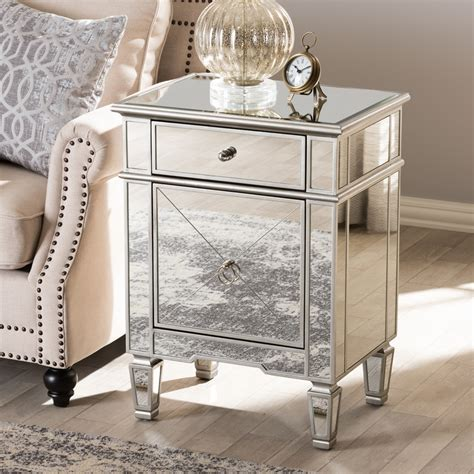 home goods mirrored nightstand style mirrored nightstand home goods new home design