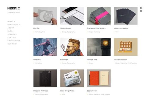 Bootstrap Portfolio Templates 10 Fantastic Bootstrap Templates For Building Your