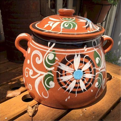 Mexican Pot by Bean Pot Mexico Olla