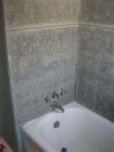 greenboard  cement board   shower