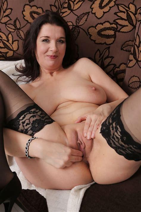 Fernanda Jerson Busty Milf Age 38 In Black Stockings 120 Pics