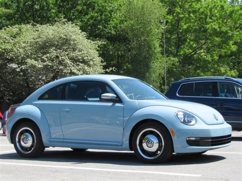Vw Beetle Celebrates 65 Years In U.s. (with A Few Missing