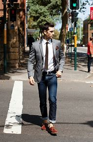 Business Casual Jeans Looks for Men