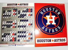 Mar 31 Houston Astros vs Texas Rangers Schedule Magenet
