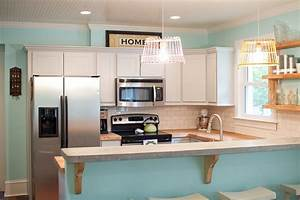 nice kitchen ideas diy in furniture home design with With kitchen colors with white cabinets with do it yourself candle holders