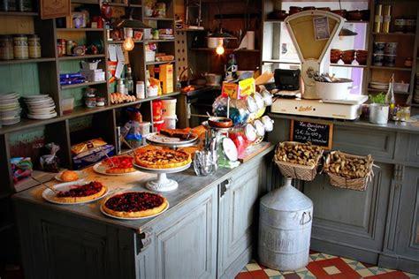 cuisine style bistro saveur d 39 autrefois dans l 39 épicerie bistrot style vintage