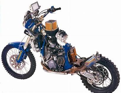 Tenere Yamaha 750 Xtz Yze 1990 Dakar