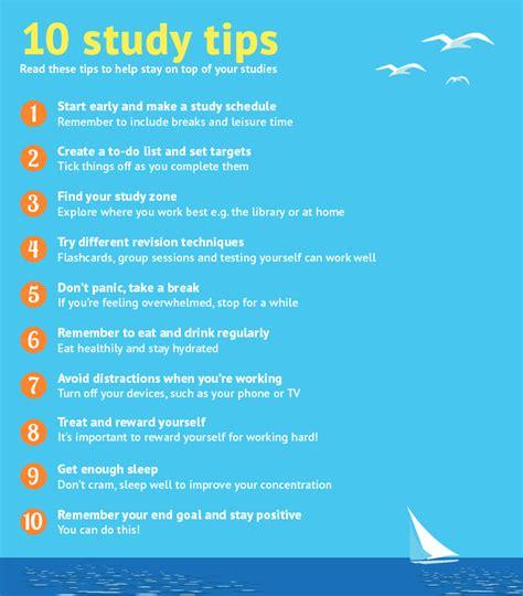 10 Study Tips  Bournemouth University