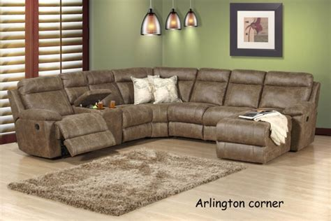 Occasional Chairs For Bedroom by New Home Furnishers 187 Arlington Corner Recliner Lounge Suite
