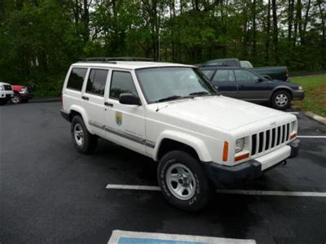 jeep police package jeep cherokee xj police package car interior design