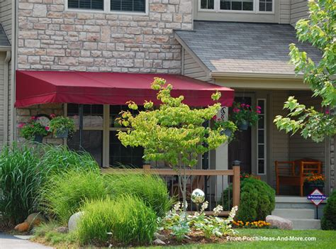 patio ideas to expand your front porch