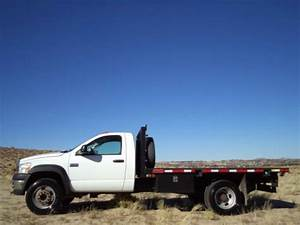 Sell Used 2008 Dodge Ram 5500 Sterling Bullet 4x4 Flat Bed